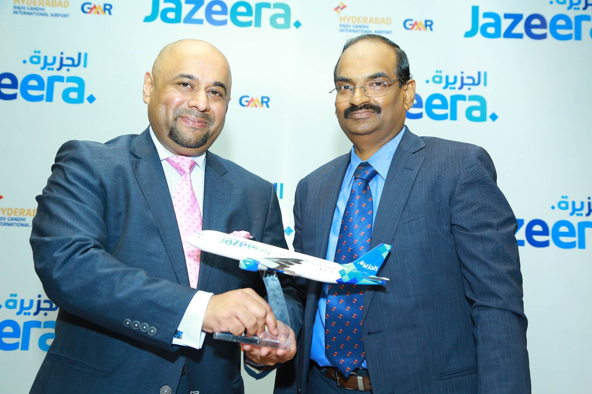 Kuwait's Jazeera Airways - Daily Flights to Hyderabad