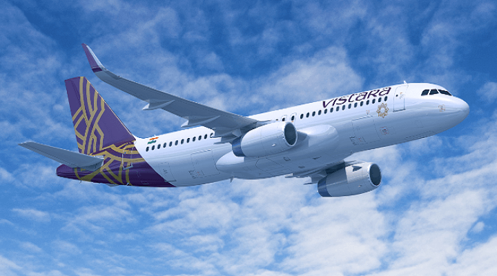 Special benefits by Vistara