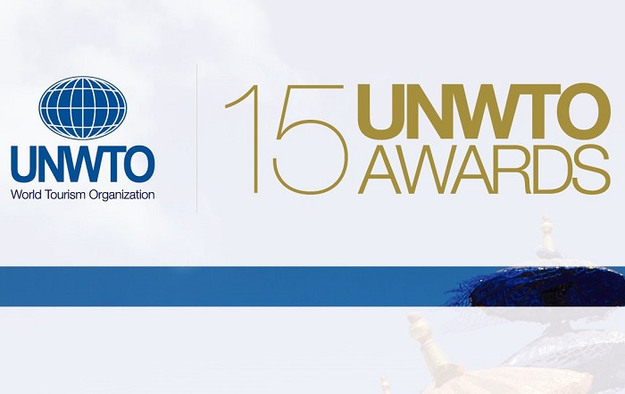 Finalists of the 15th UNWTO Awards