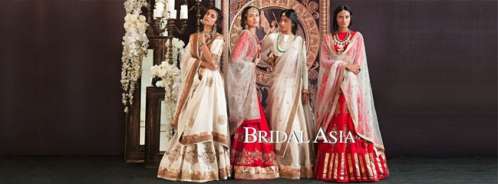 BRIDAL ASIA SS Collection Dazzles Delhi Again!!!