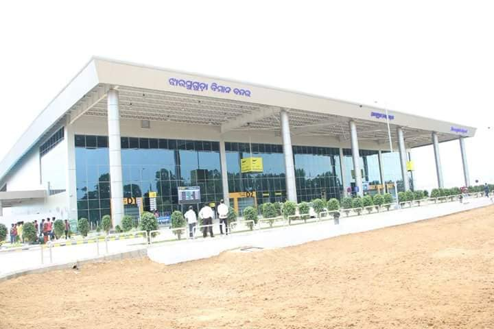 "Renaming of Jharsuguda Airport, Odisha as ""Veer Surendra Sai Airport, Jharsuguda"""