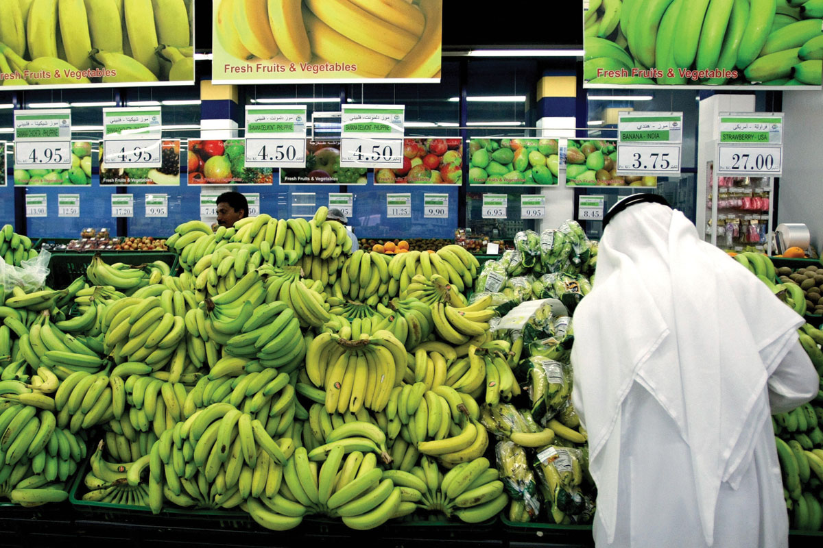 Dubai's New Target for Fresh Quality Food