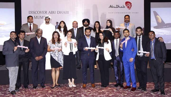 Boosting time for tourism:ABU DHABI