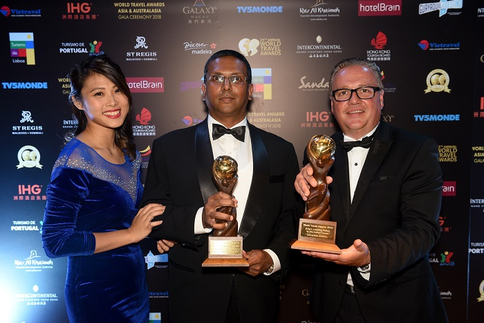 SriLankan Airlines bags two Prestigious Award