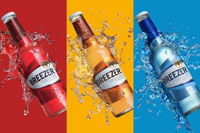 FREEZE SUMMERS WITH BREEZERS