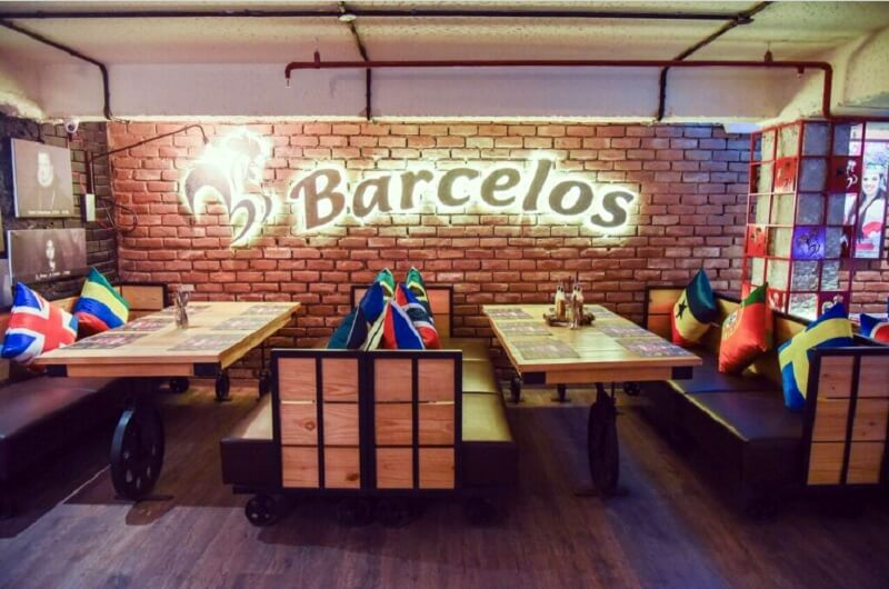 Barcelos in Gurgaon