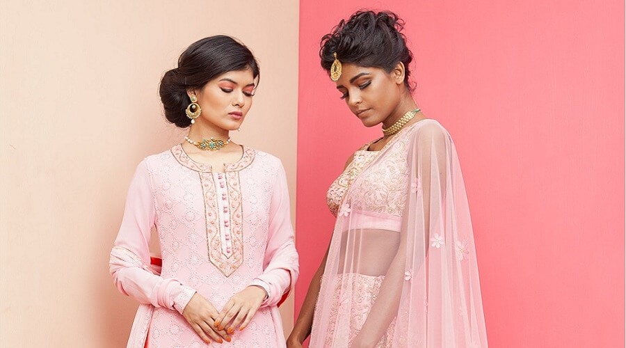 A symphony of signature trousseau pieces for the new age brides