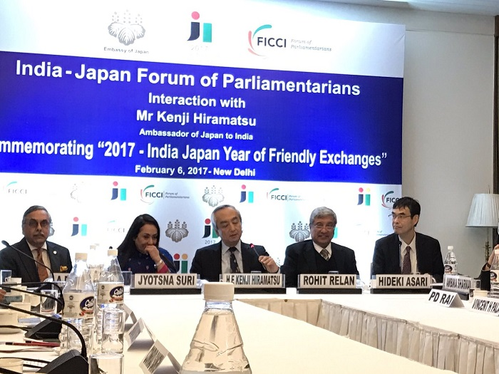 Japanese Ambassador foresees new projects in 'Make in India' Programme