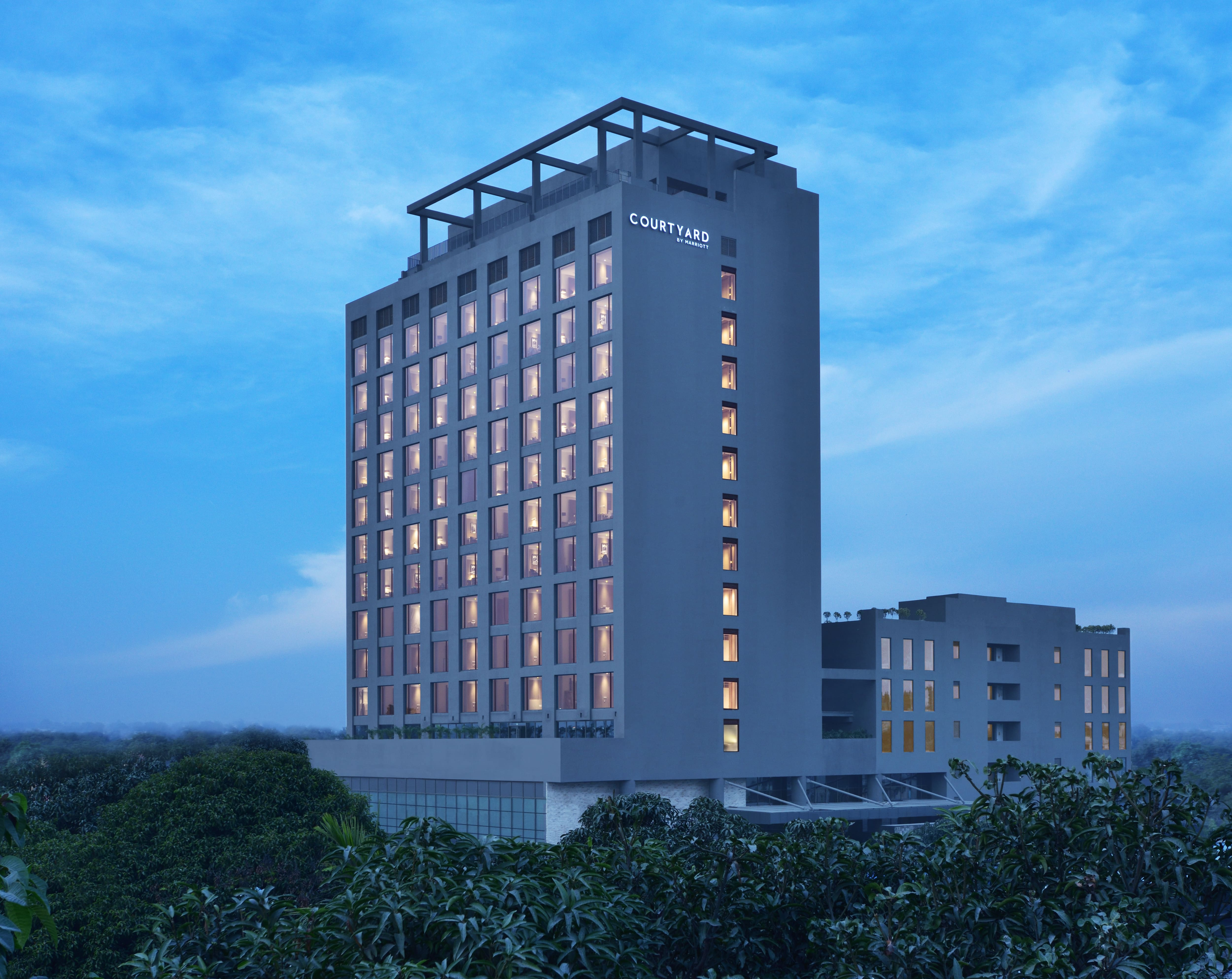 Courtyard by Marriott now in Siliguri