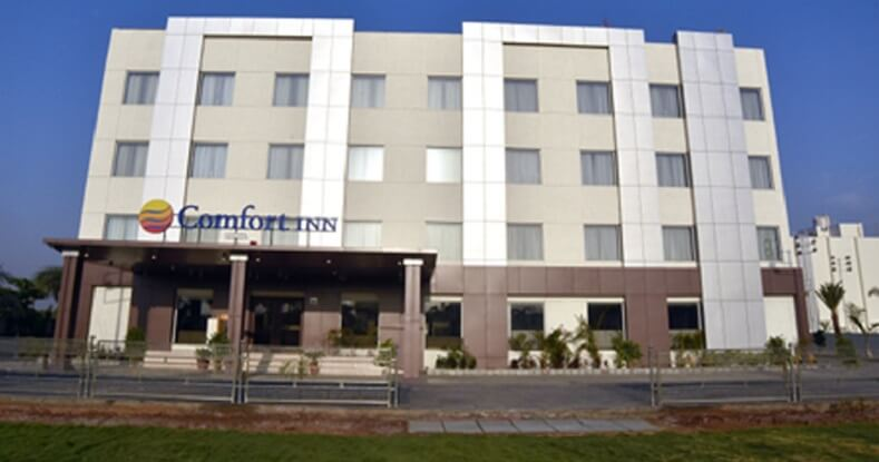 """Comfort Inn Donil"" open its gate in Vadodara, the cultural capital of Gujarat"
