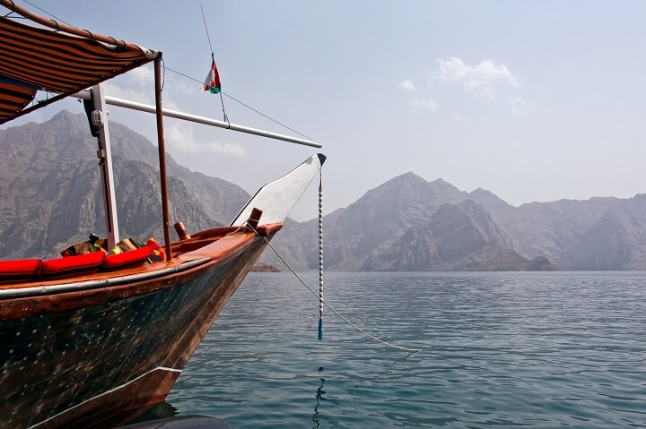 Multi-city roadshow of Oman Tourism