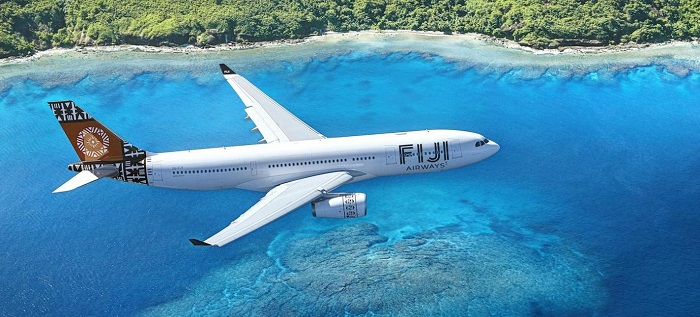 Fiji Airways representation in India
