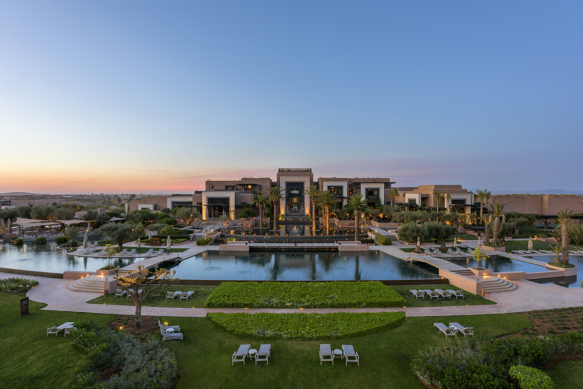 First Fairmont Flag Unveiled in Morocco