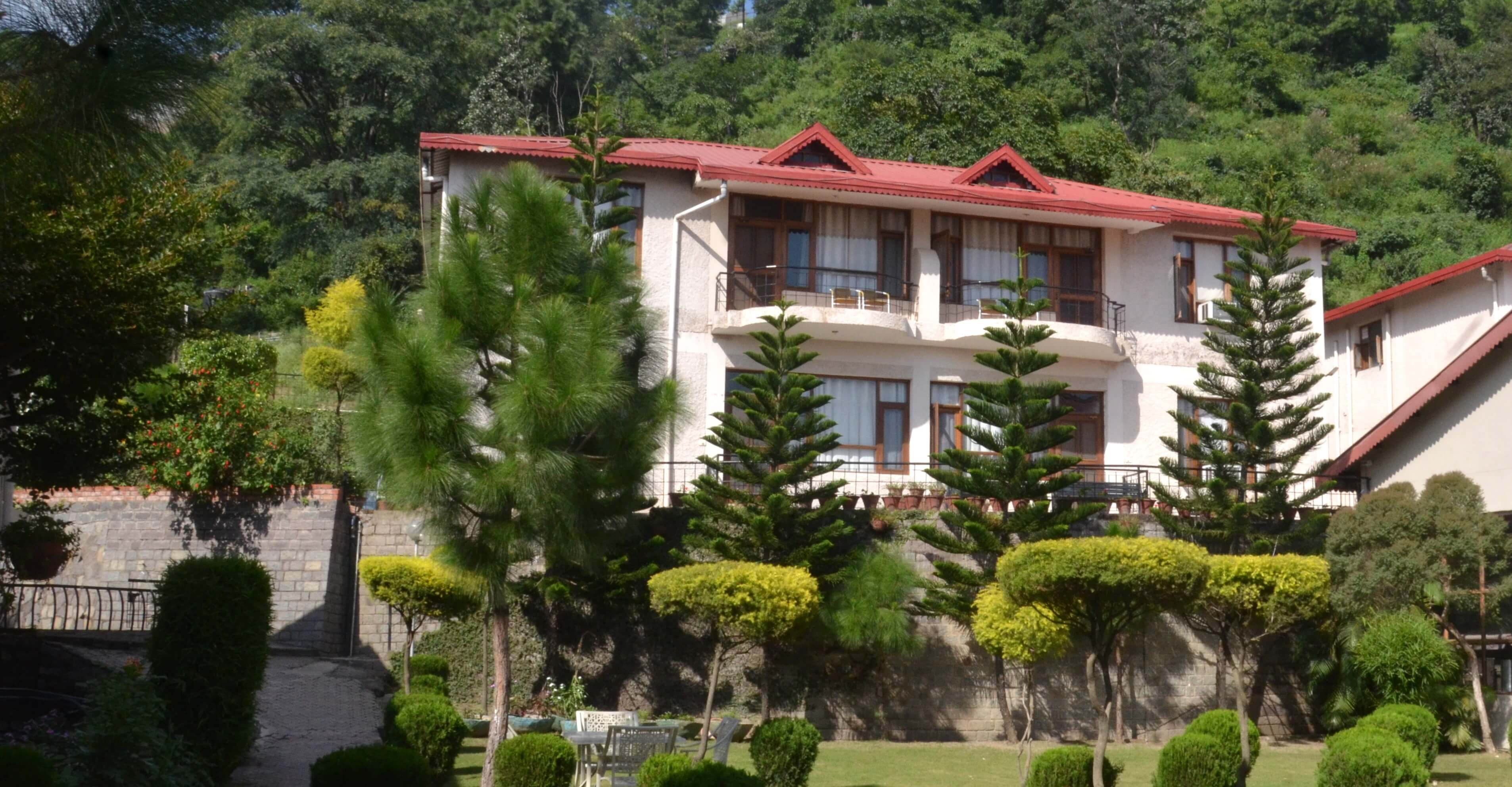 The Fern Surya Resort opens in Dharampur, Kasauli Hills