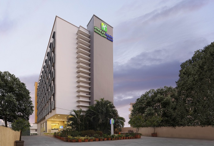 Holiday Inn Express now in Bengaluru, Yeshwantpur