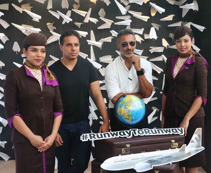 Etihad Airways Hospitality @ Lakmé Fashion Week