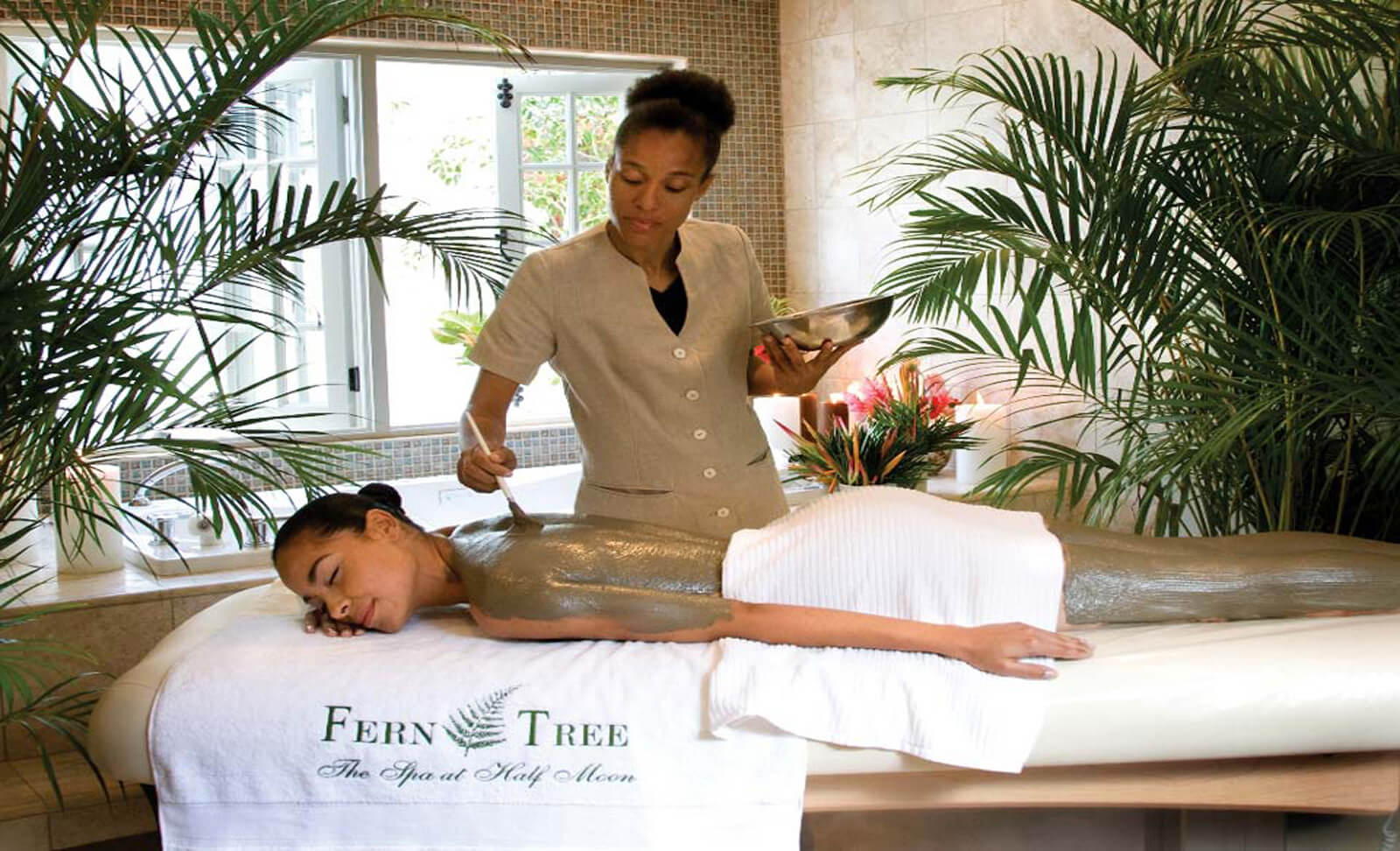 Enjoy a Rejuvenating Spa Vacation in Jamaica!