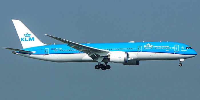 99th Anniversary of KLM Royal Dutch Airlines