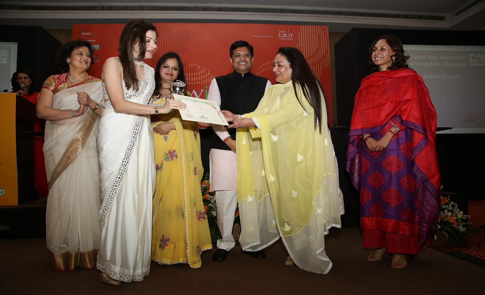 Young Women Inspirators Award..