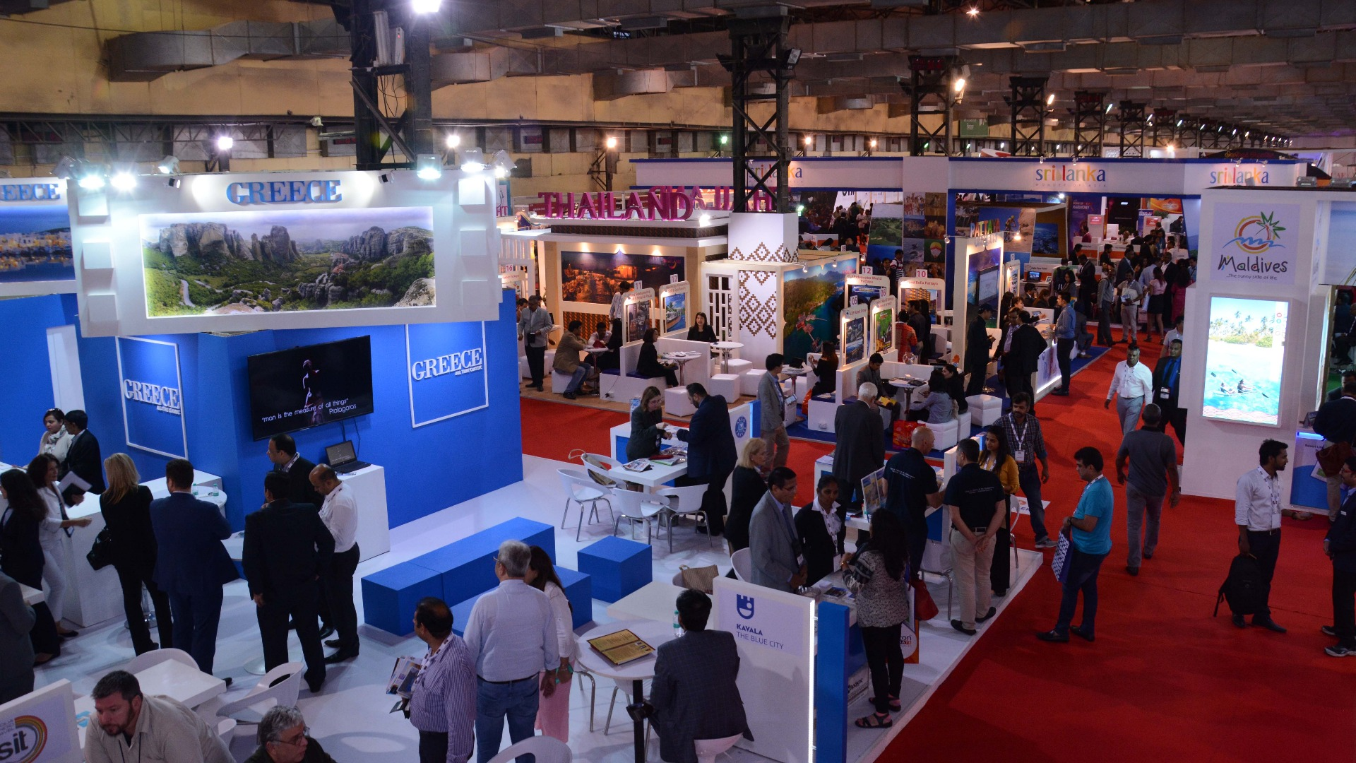 Fabian media in focus otm emerges as the largest travel for Largest craft shows in the us