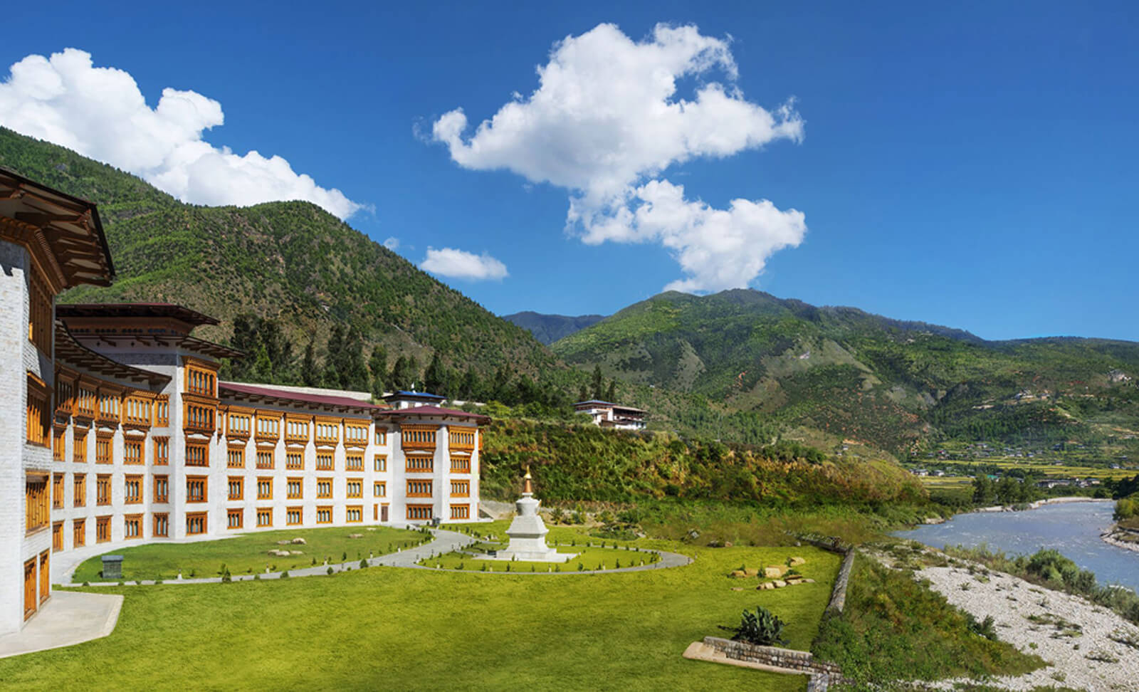 Starwood Hotels & Resorts opens new property in Bhutan