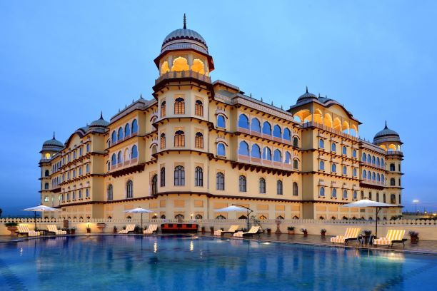 Discover the most unusual, royal and safest Palace Hotel in Karnal