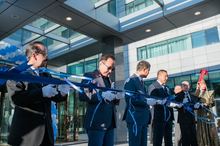 Novotel now open in the capital of Mongolia