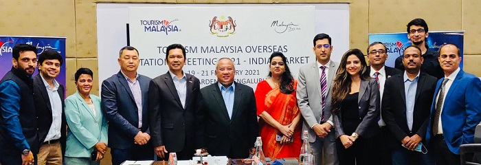 Tourism Malaysia India Gears Up for Border Reopening