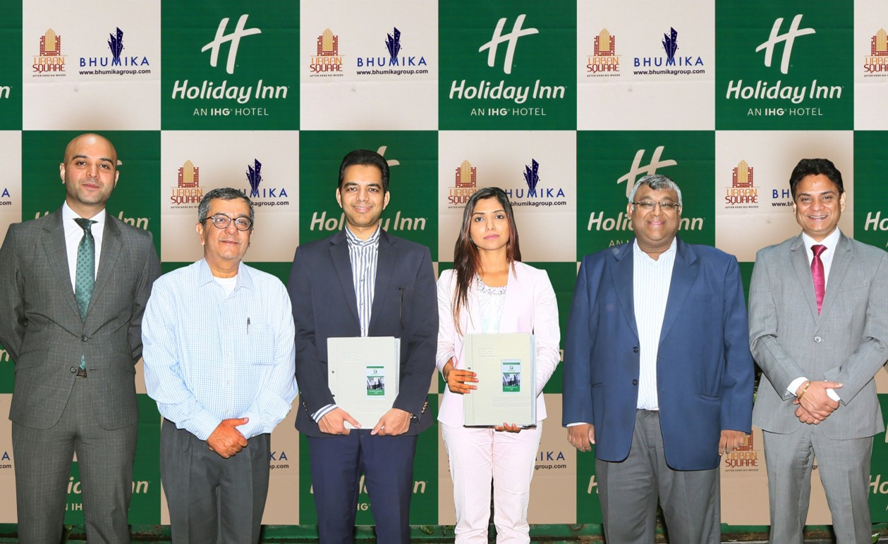 IHG® signed an agreement with Bhumika Enterprises Private Limited