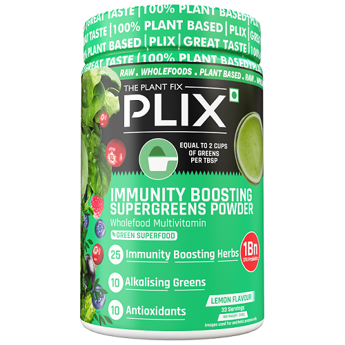 Plix - Immunity Boosting Supergreen