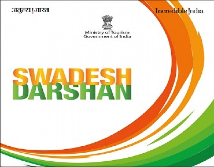 Over Rs. 5600 crore sanctioned under Swadesh Darshan Scheme