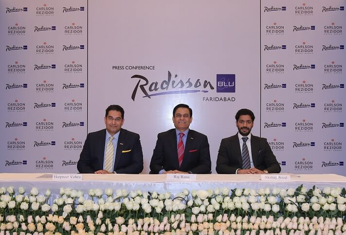 Radisson Blu Hotel Faridabad, The City's First International Upper Upscale Hotel Opens