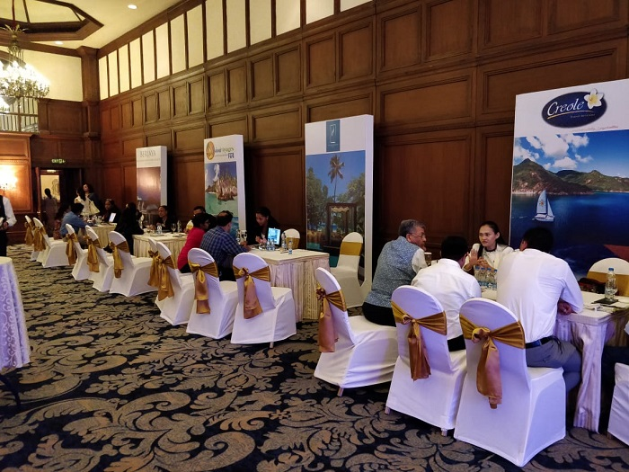Seychelles Tourism Board presence beyond metro cities