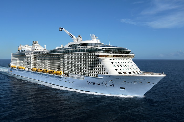 Royal Caribbean awarded as 'Best Venue for Mice