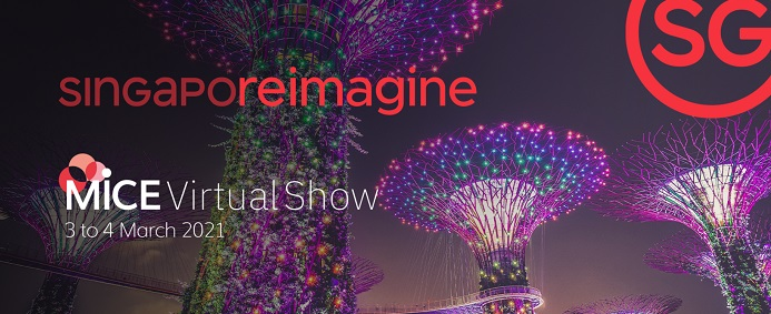SingaporeReimagine MICE Virtual Show