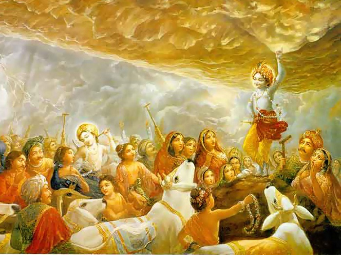 Rs. 50 crores for development of Govardhan Parikrama