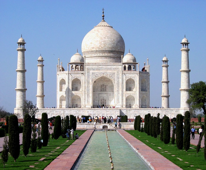 Iconic Tourist Sites of India
