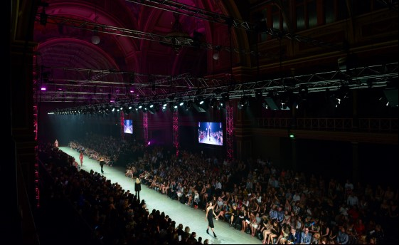 2019 Virgin Australia Melbourne Fashion Festival