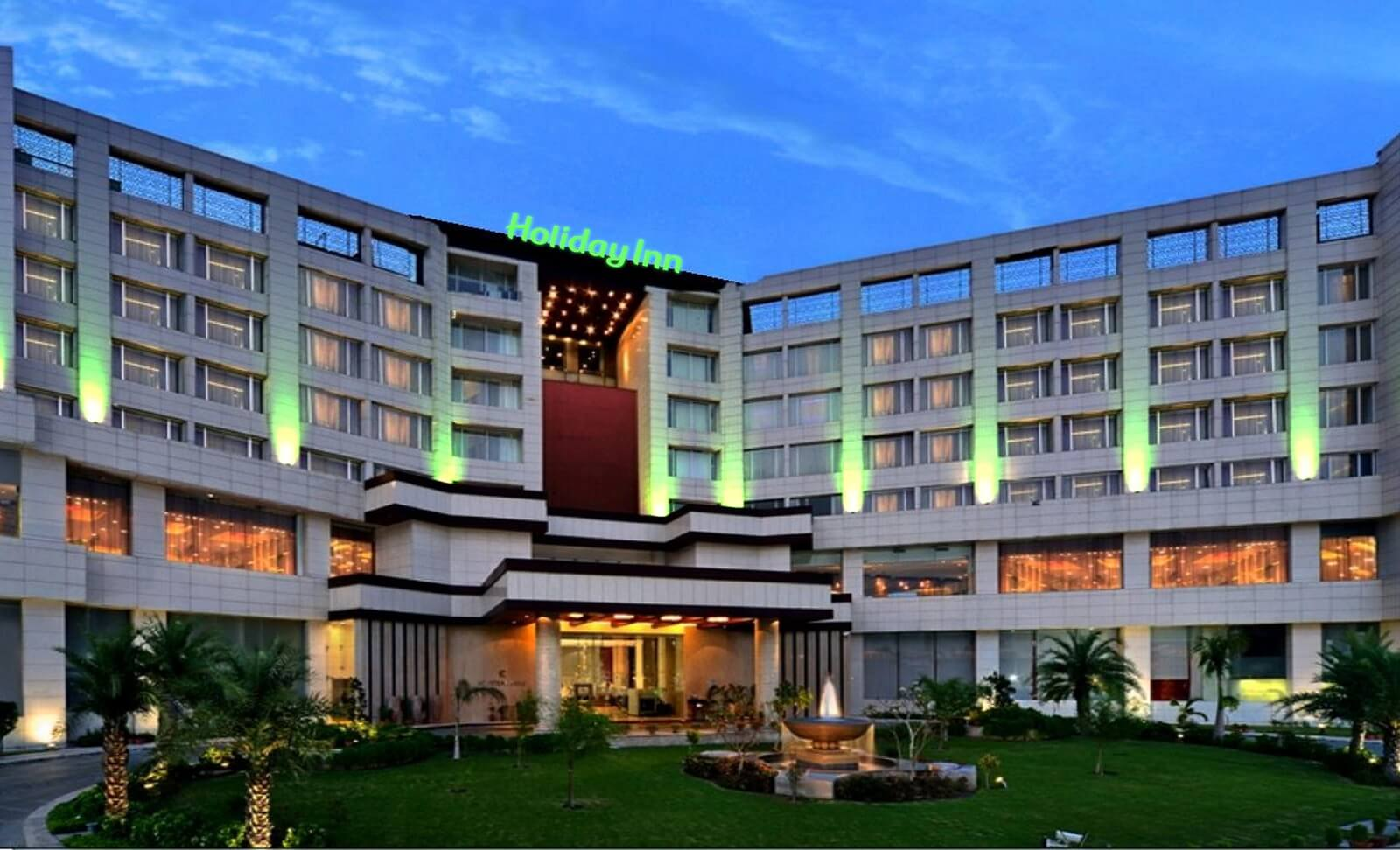 Tenth Holiday Inn in India Opens in Chandigarh