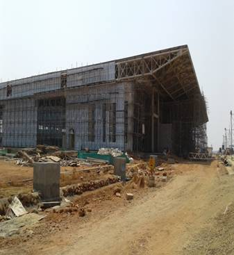 Sindhudurg Airport nearing completion