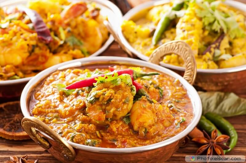 Mughal Cuisine: It Fit's For Royalty