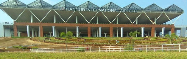 Kannur: Fourth International Airport of Kerala