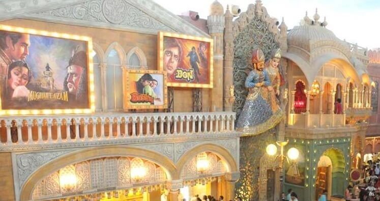 The heart of India''''s ultimate entertainment complex, the Kingdom of Dreams.