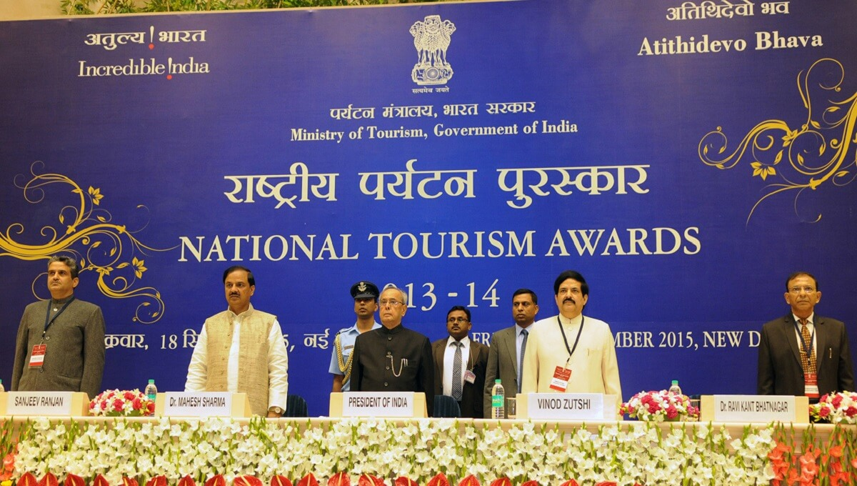 National Tourism Awards 2013-14