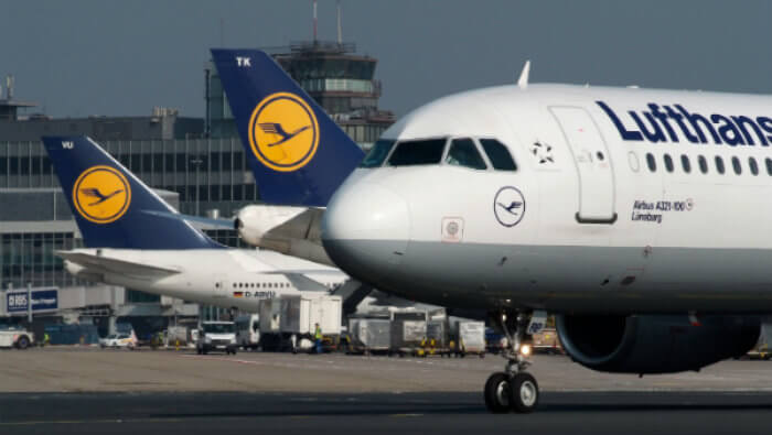 Contract between Amadeus and Lufthansa