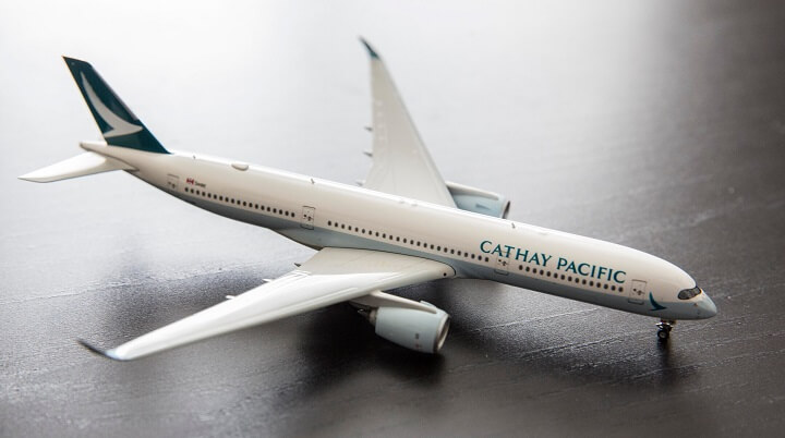 CATHAY PACIFIC TRAFFIC